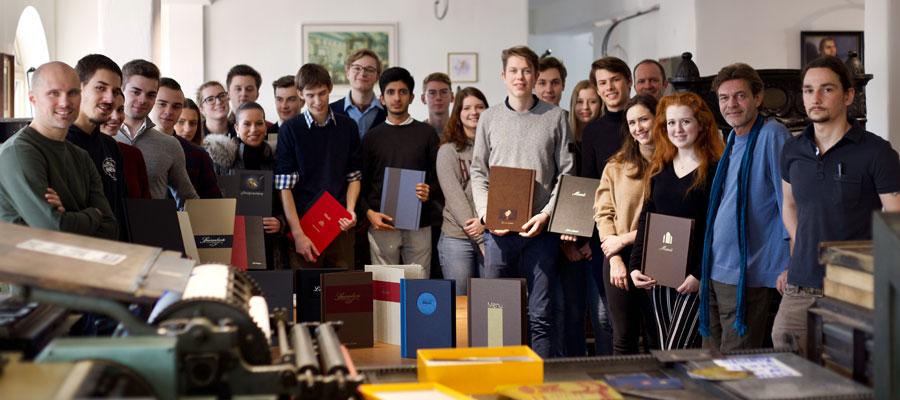 Atelier Christian Fuchs und SchülerInnen 4TA
